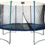 12 foot Pure Fun Trampoline Review