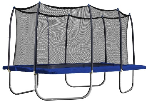 Skywalker Rectangle Trampoline with Enclosure