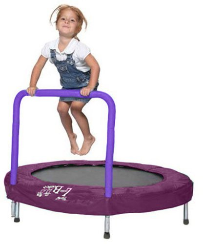 Bazoongi Little Bounce Bouncer with Easy Hold Handle Bar