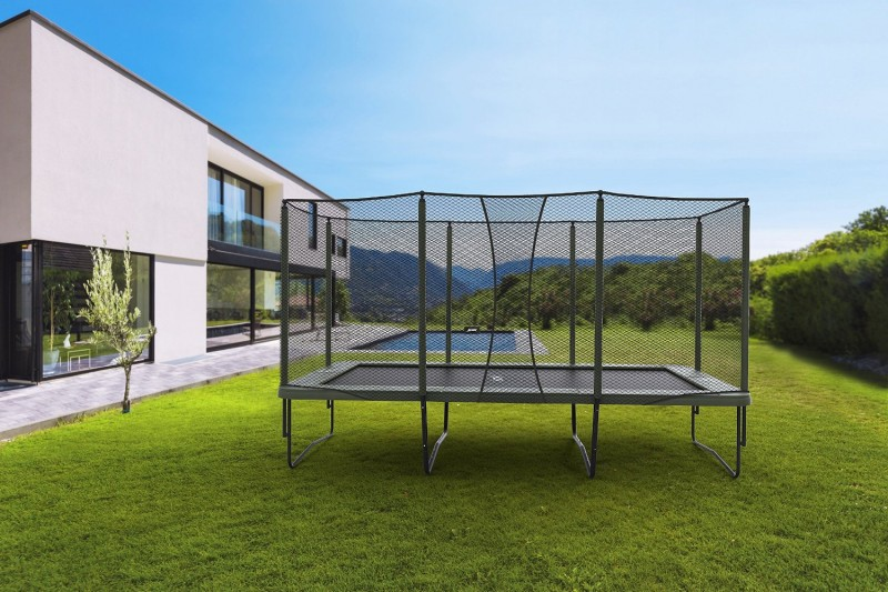 Top 5 Best Rectangular Trampolines Amp Reviews With Ratings 2017