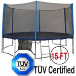 Zupapa Trampoline Safety Combo Review 2016