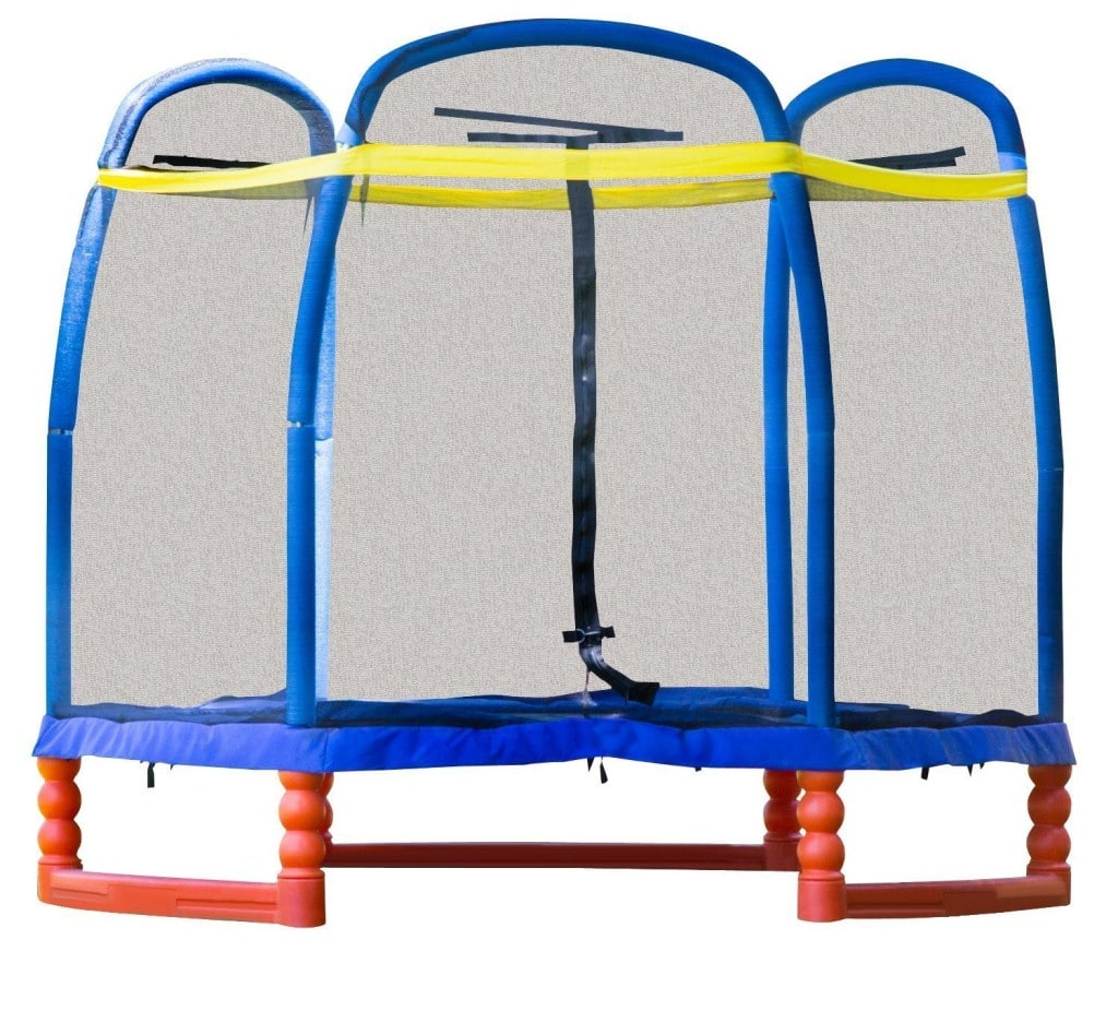 SkyBound Super 7 The Perfect Kids Trampoline