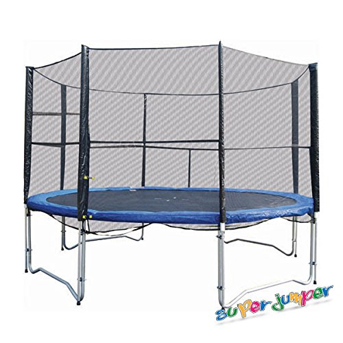 Super Jumper 12-Feet Trampoline Combo