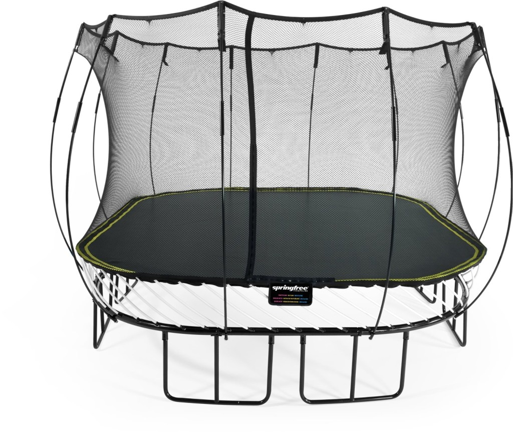 Large Square Trampoline