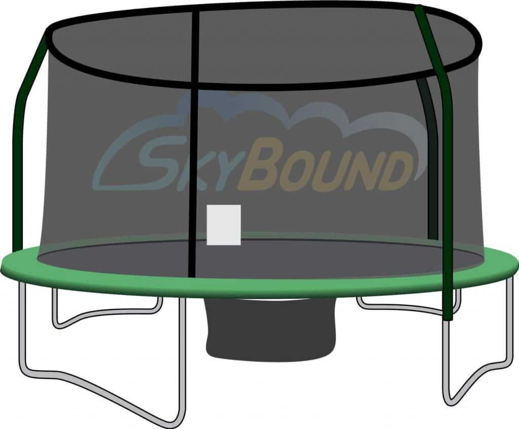 Trampoline Net by Sky Bound