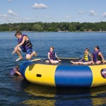 The Benefits of Water Trampolines and the TOP 5 Reviews