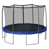 Skywalker Trampolines 15-Feet Round Trampoline and Enclosure
