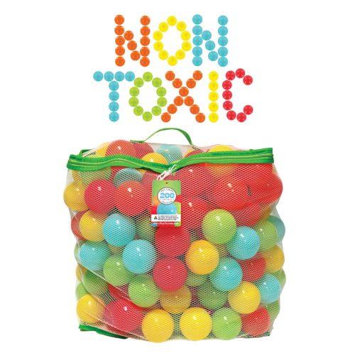NON-TOXIC 200 Bounce House Balls