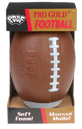 POOF Pro Gold Football