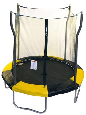 Propel Trampolines P7D-YB Trampoline with Enclosure