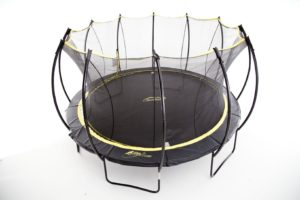 SkyBound Stratos Trampoline with Full Enclosure Net System