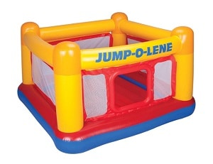 Intex Playhouse Jump-O-Lene Inflatable Bouncer or Inflatable trampoline