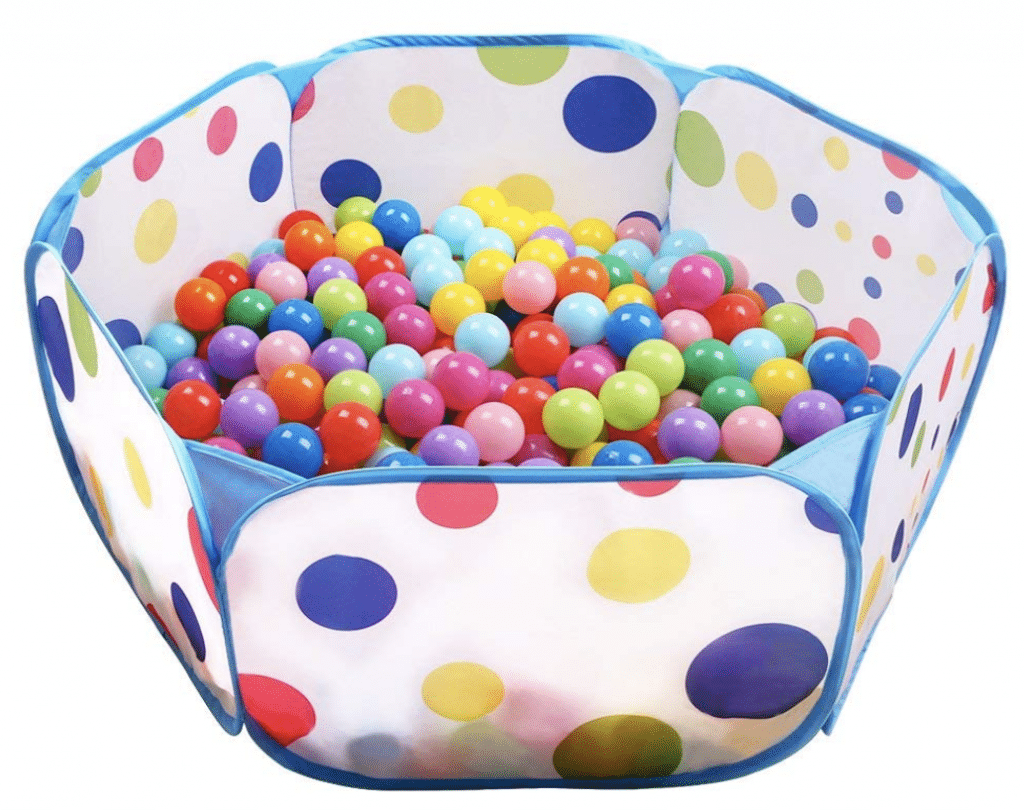 toddler ball pit -  EocuSun Kids Ball Pit Large Pop Up Toddler Ball Pits Tent