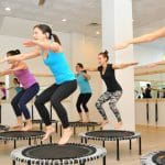 Fitness Facts: 8 Health Benefits Of Rebounding