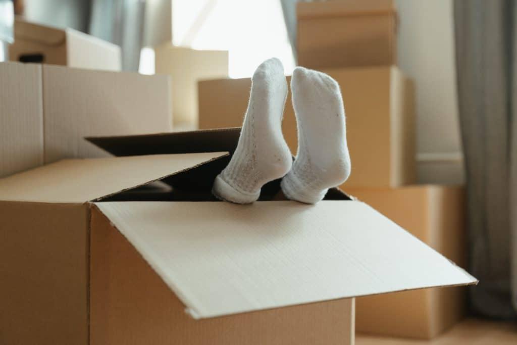Socks in Box