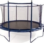 14-foot JumpSport Elite Trampoline with Enclosure