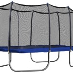 Skywalker Rectangular Trampoline