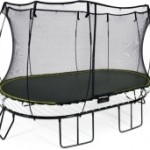 Large Oval Springfree Trampoline Review 2017