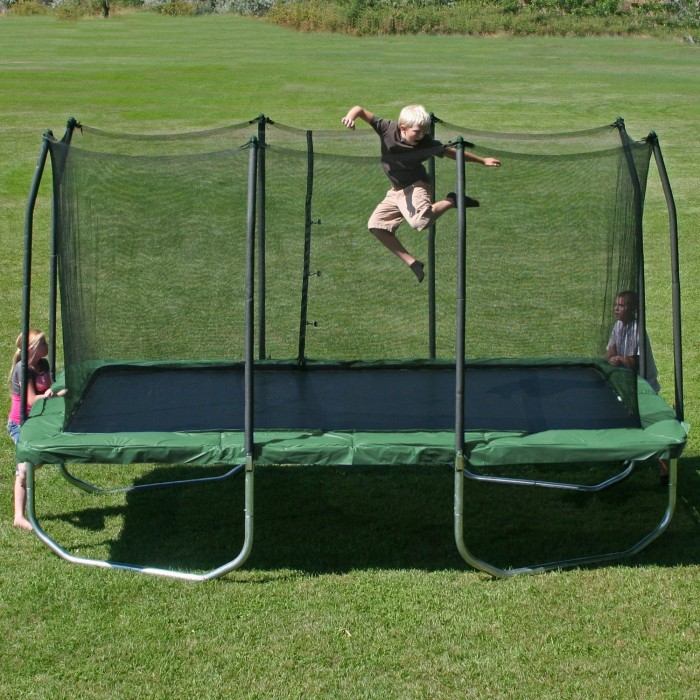 Skywalker Trampolines Rectangle Trampoline - chidrens jumping