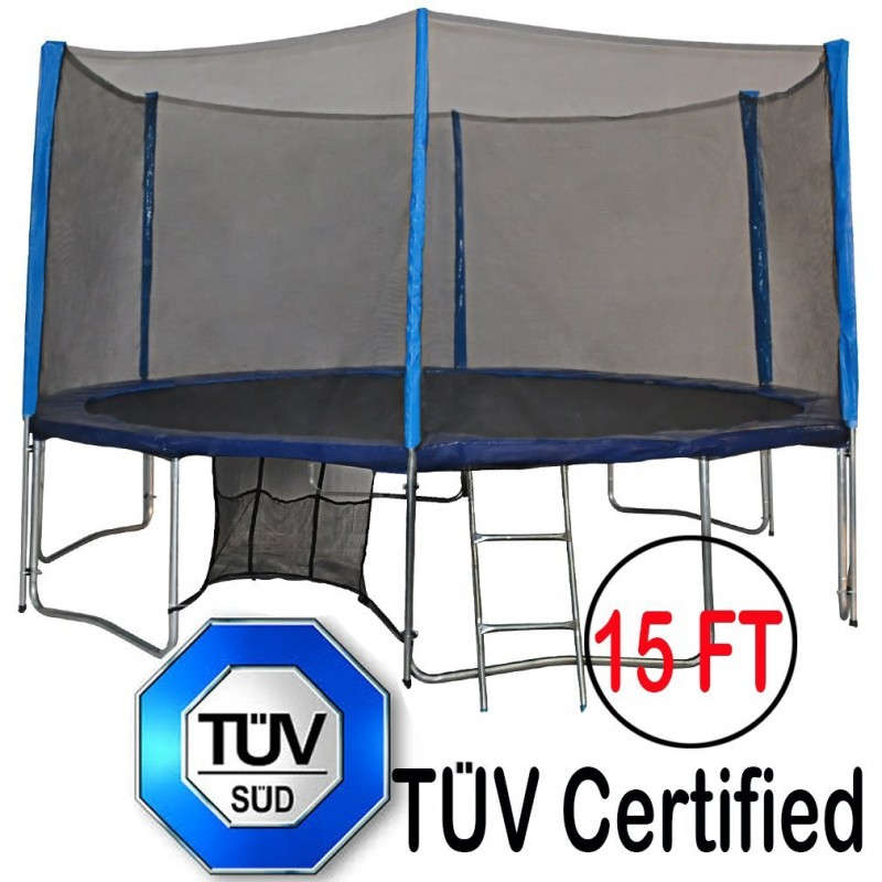 Zupapa Trampoline Safety Combo