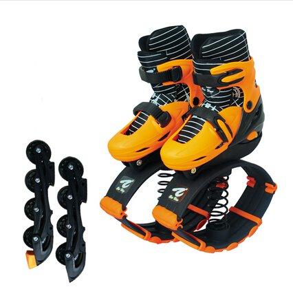 Bounceblade Rollerblade Hybrid Fitness Shoe