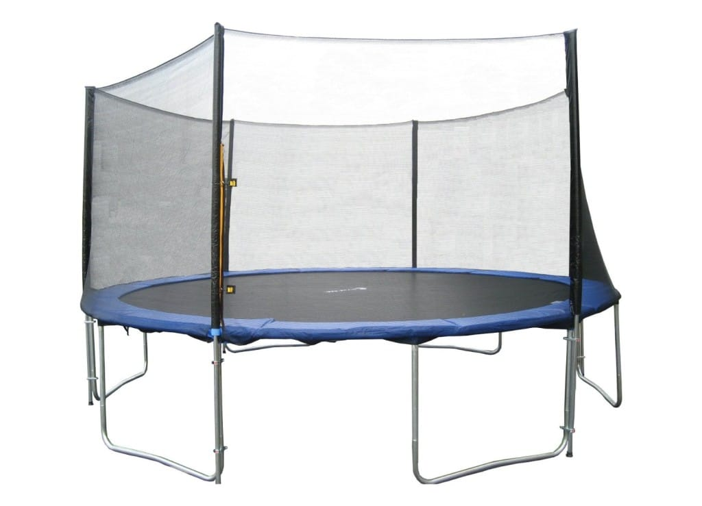 Exacme 6W Legs Trampoline with Safety Pad