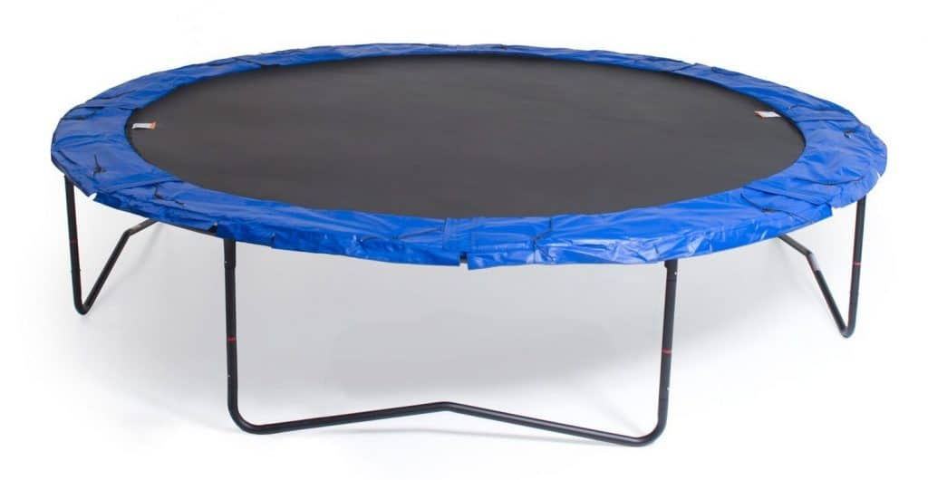 JumpSport 14-Foot SoftBounce Trampoline