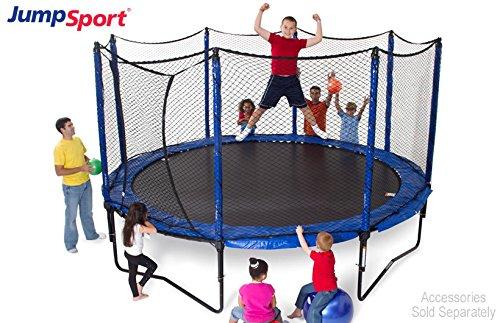 JumpSport 14-foot StagedBounce Trampoline System