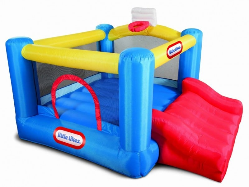Little Tikes Junior Sports n Slide Bouncer