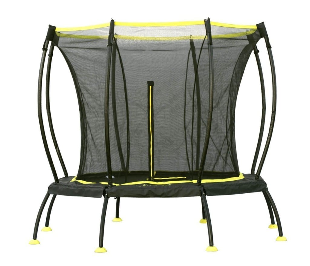 SkyBound Atmos Trampoline with Full Enclosure Net System