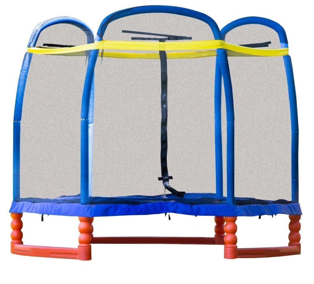 SkyBound Super 7 The Perfect Kids Trampoline