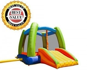 Sportspower Magic Super FUN Inflatable Bounce House