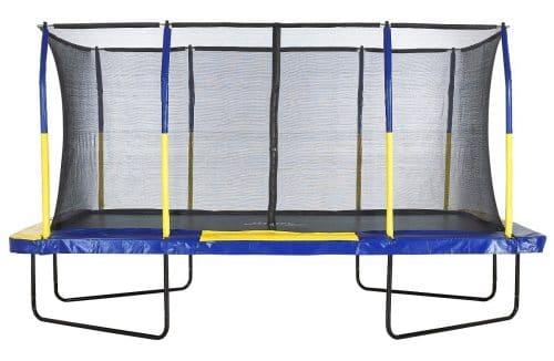 Upper Bounce Easy Assemble Spacious Rectangular Trampoline