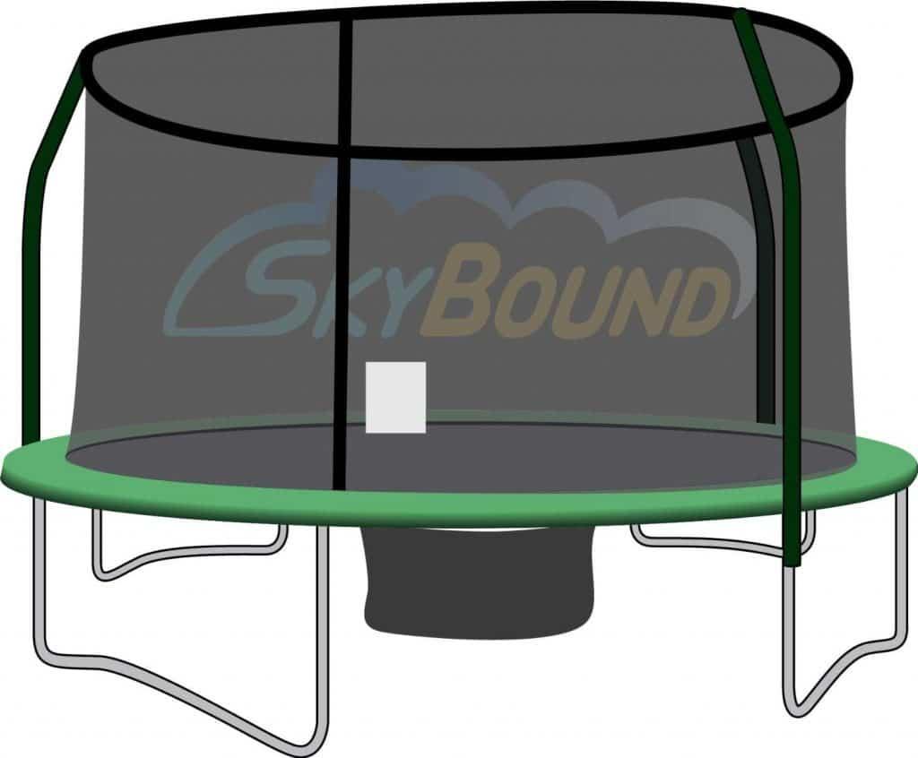 Trampoline Net by Sky Bound