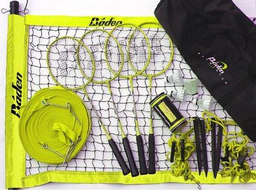 Baden Champions Series Badminton Set