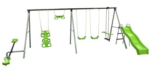 Flexible Flyer World Of Fun Swing Set