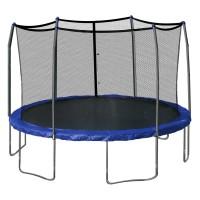 Skywalker Trampolines 15-Feet Round Trampoline and Enclosure