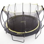 SkyBound Stratos Trampoline with Full Enclosure Net System Review