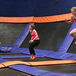 3 Workout Routines You Can Perform on a Trampoline