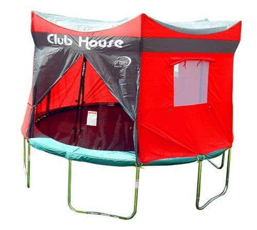 Multi-color Trampoline Club House trampoline tent