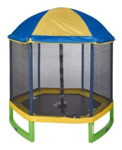 My First Trampoline with Tent Combo trampoline tent
