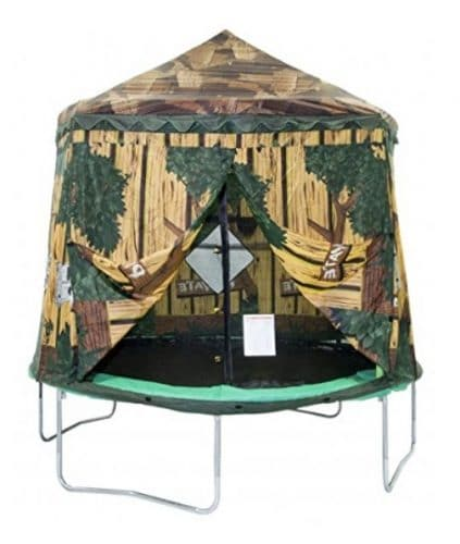 Tree House Enclosure Cover trampoline tent