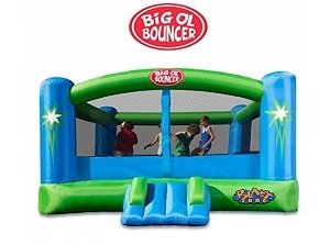 Blast Zone Big Ol' Bouncer Inflatable Moonwalk