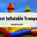 The 8 Best Inflatable Trampolines for 2018