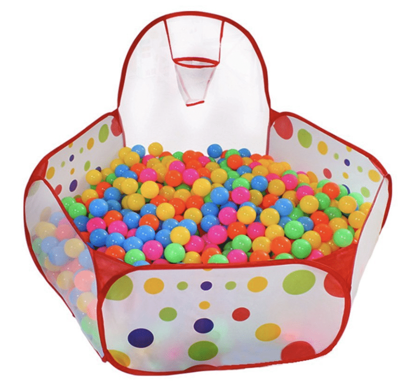 toddler ball pit  -  KUUQA Kids Ball Pit Ball Tent Toddler Ball Pit