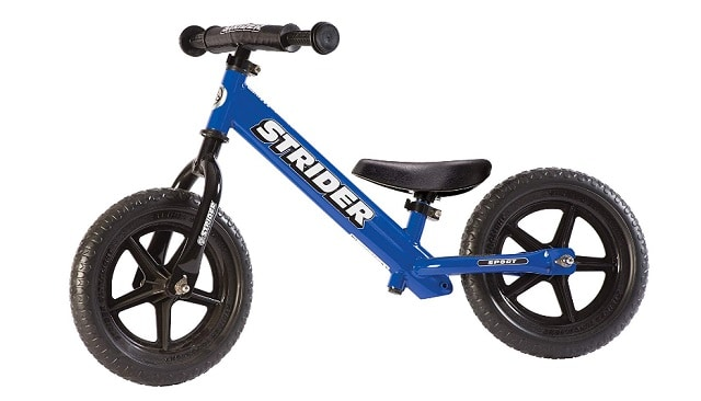 Strider - 12 Sport Balance Bike as backyard games