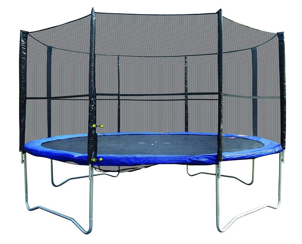Super Jumper Trampoline Combo