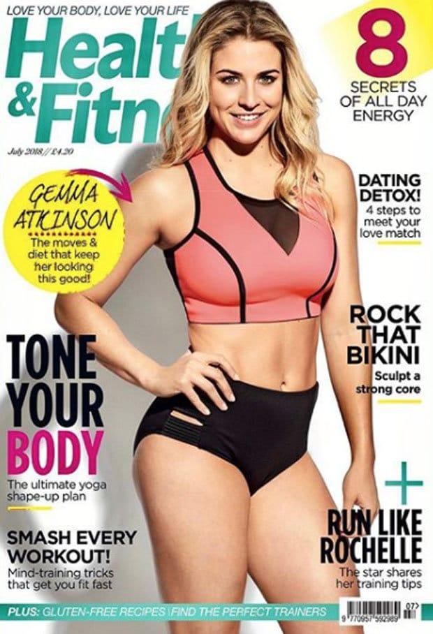 gemma atkinson magazine cover