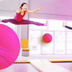 Bounce Your Way To Healthy With A Fun Trampoline Workout