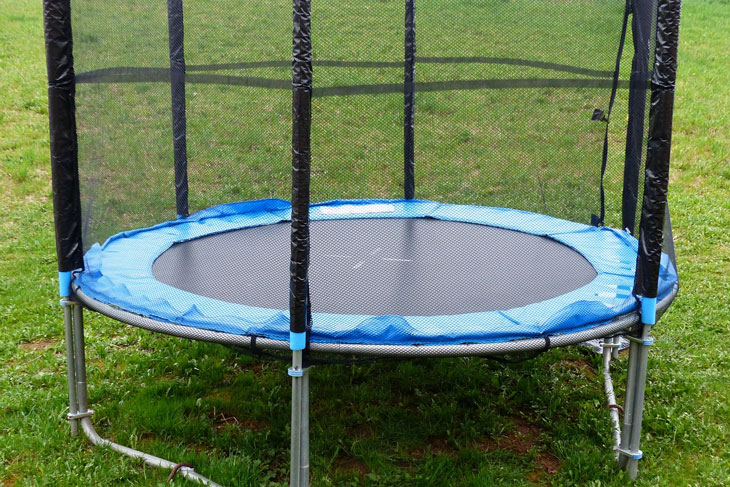 trampoline sports and equipment sport